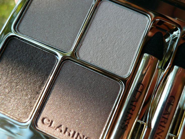 Alenka's beauty: CLARINS Ombre Minerale 4 Couleurs 13 skin tones / ...