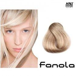 Vopsea de par super blond platinat perlat extrat Fanola 12.2