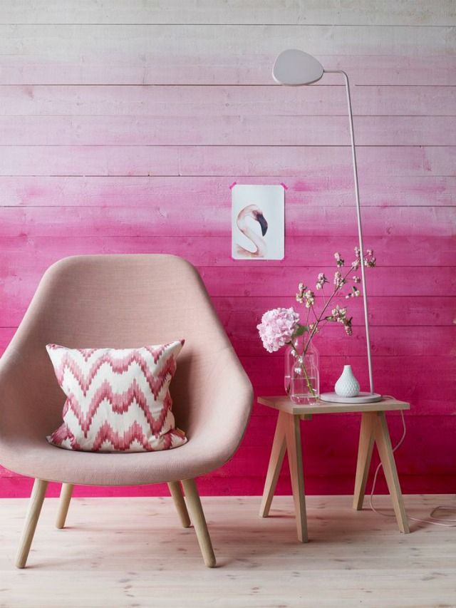 Design Therapy | DIPINGERE CASA : OMBRE WALLS | http://www.designtherapy.it