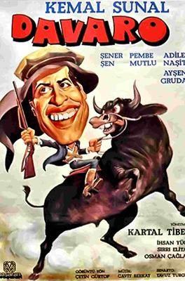 Davaro, Kartal Tibet'in yönetmenliğini yaptığı 1981 yapımı Türk filmi.