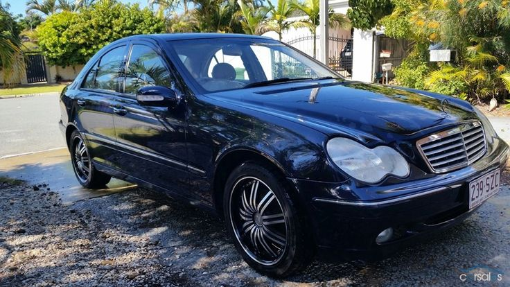 2004 Mercedes-Benz C180 Kompressor Elegance MY2005