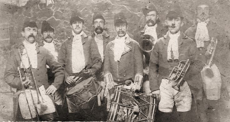 victorian brass band - Google Search