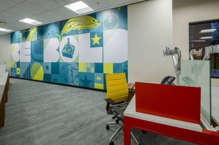 25 best commercial images on pinterest commercial penny for Commercial mural painting