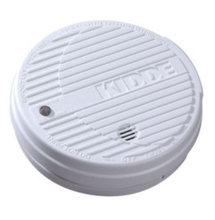kidde battery powered photoelectric smoke alarm pe9n kidde products i love pinterest. Black Bedroom Furniture Sets. Home Design Ideas