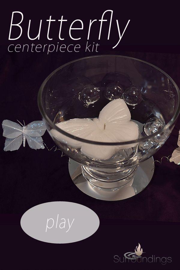 Best butterfly centerpieces ideas on pinterest