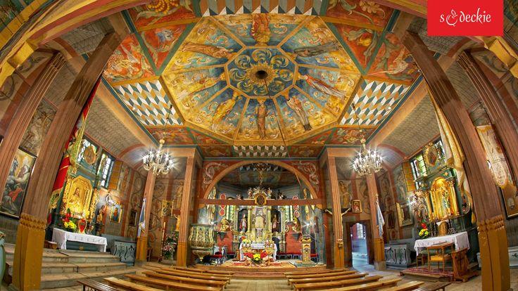 Kościół w Ptaszkowej | The Church in Ptaszkowa, fot. A. Klimkowski