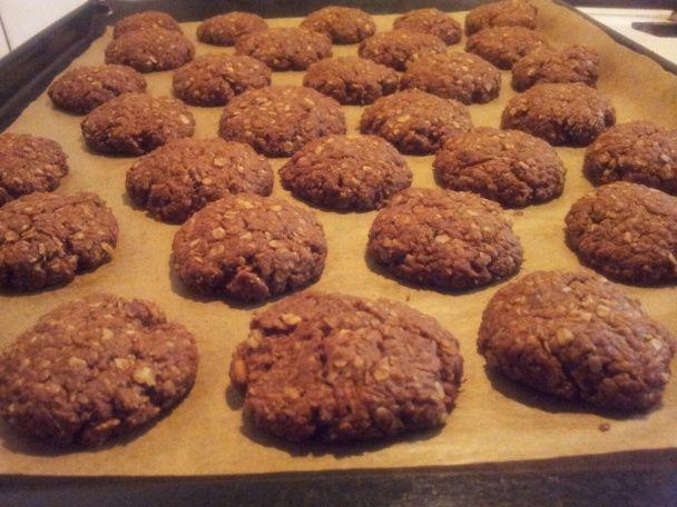 Záhadne miznúce ovsené sušienky (fotorecept) - obrázok 8