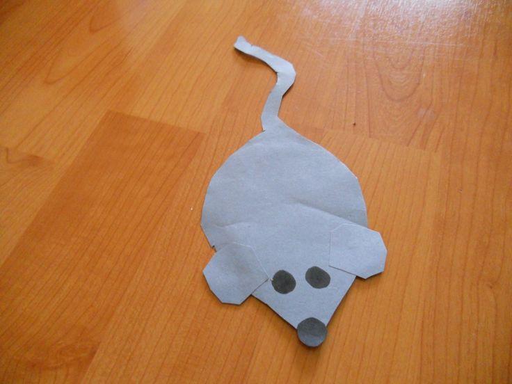 myš - mouse