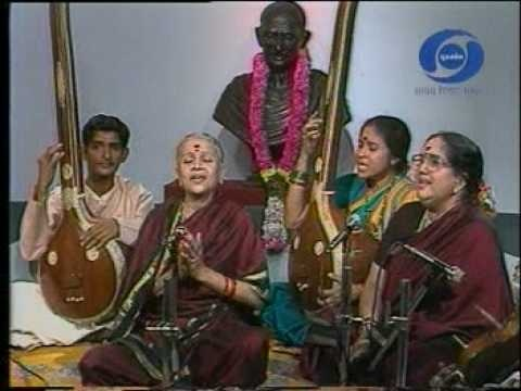 M S Subbulakshmi Kaliyugadalli Jenjurutti Purandara dasa