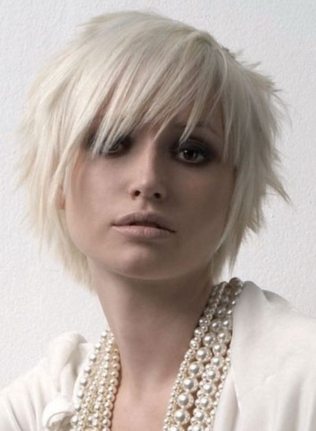 Short punk hairstyles