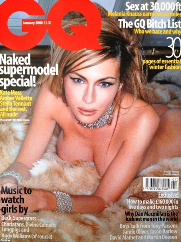 Melania Trump would be the only First Lady to pose in the NUDE If husband Donald Trump wins US presidential election - http://www.nollywoodfreaks.com/melania-trump-would-be-the-only-first-lady-to-pose-in-the-nude-if-husband-donald-trump-wins-us-presidential-election/