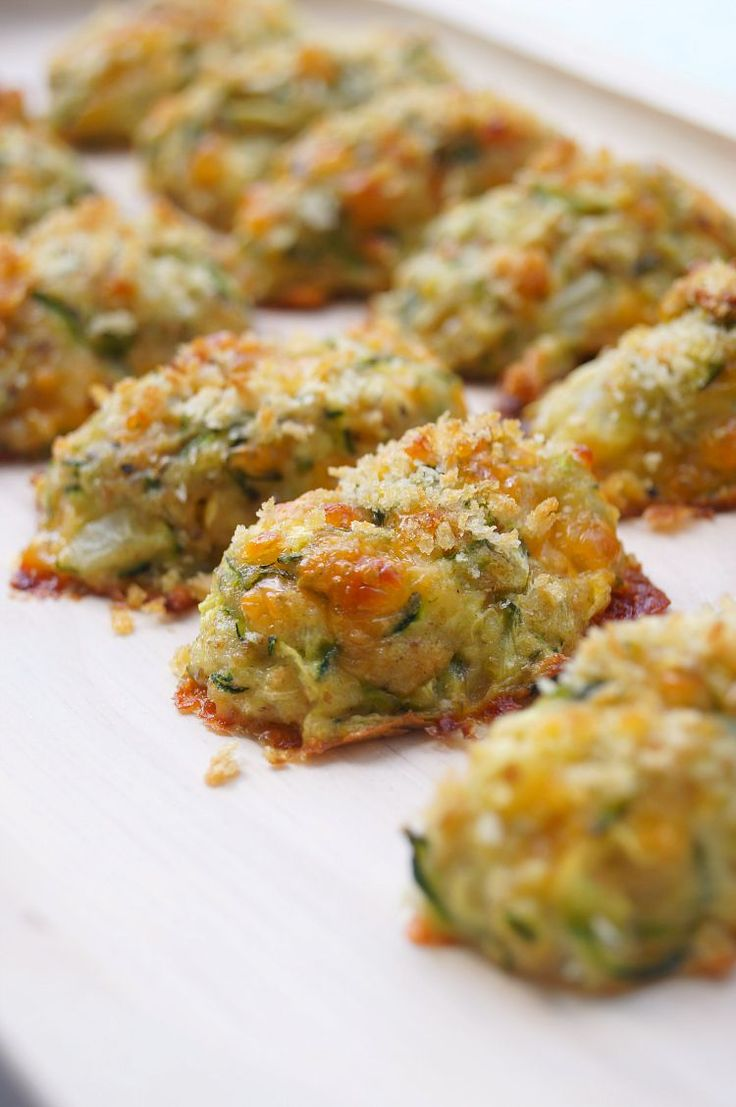2 Smart Points for 4 Zucchini Tots