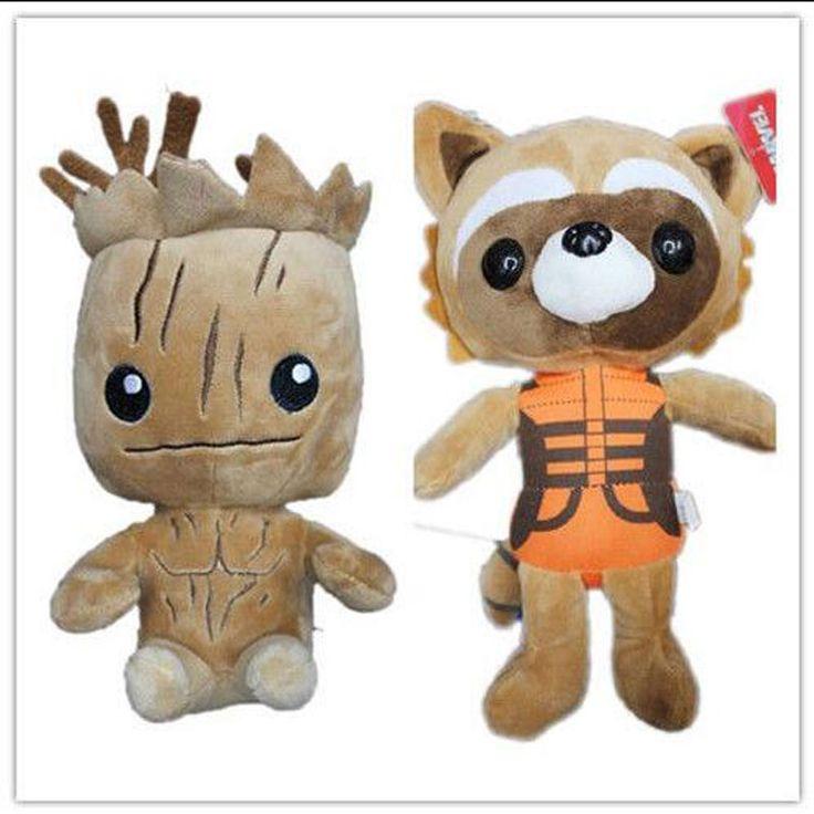 $5.51 (Buy here: https://alitems.com/g/1e8d114494ebda23ff8b16525dc3e8/?i=5&ulp=https%3A%2F%2Fwww.aliexpress.com%2Fitem%2F22-25cm-Guardians-of-the-Galaxy-plush-doll-Tree-People-Groot-Rocket-And-Raccoon-Plush-Toys%2F32623624318.html ) 22-25cm Guardians of the Galaxy plush Doll Tree People Groot Rocket And Raccoon Plush Toys For Birthday And Xmas Gift for just $5.51