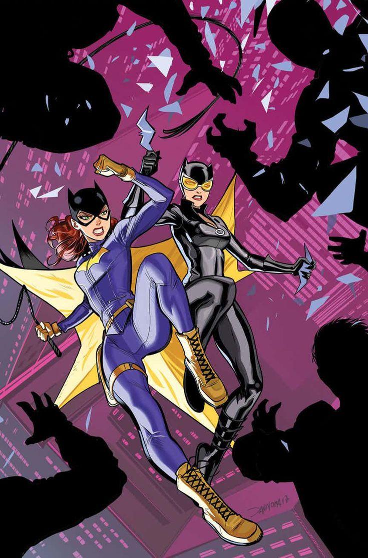 """BATGIRL_13BASTOS Y GATOS""""!  Cuando un espectador inocente cerca del corazón de Batgirl se ve atrapado entre una disputa entre ella y Catwoman, lo que comenzó como un caso más podría llegar a ser extremadamente importante."""