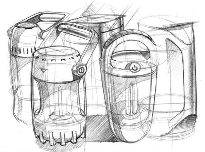 Sketch-A-Day: Daily Sketches from Industrial Designer, Spencer Nugent - Page 387