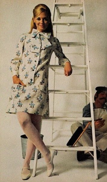 1969 | McCalls Patterns Fashion Magazine.Spring 1969. | Classic Style of Fashion (Third) | Flickr