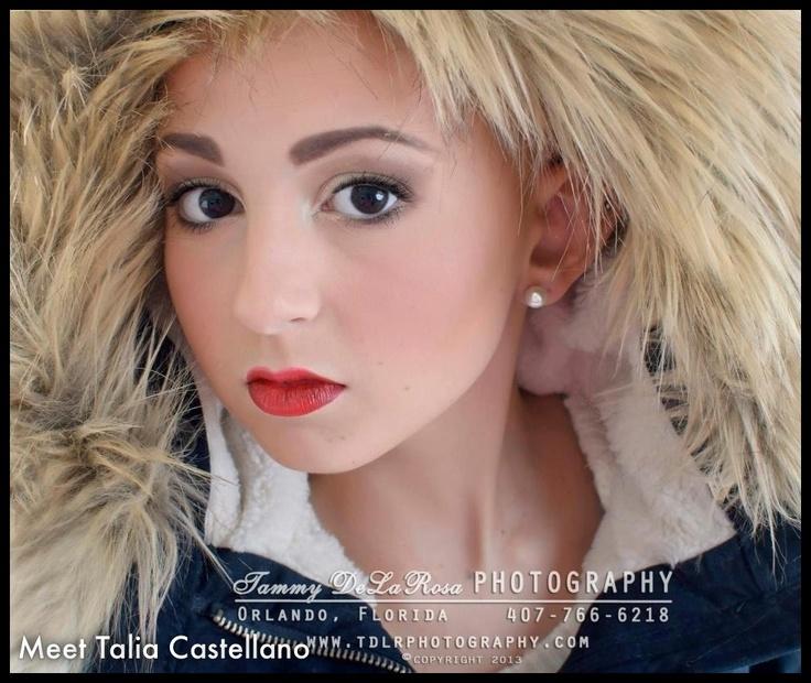 My Inspiration   Talia Castellano