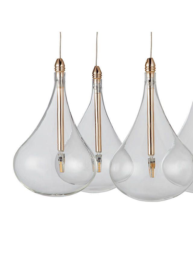 c76d6f480ba John Lewis   Partners Jensen 5 Pendant LED Cluster Ceiling Light at John  Lewis   Partners