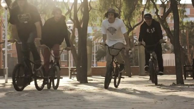 Alex Kennedy, Simone Barraco, Kriss Kyle, Chad Kerley, Joris Coulomb and Daniel Tnte prepare to battle the street mecca of Barcelona. Look for the full edit to drop on May 1st 2013.