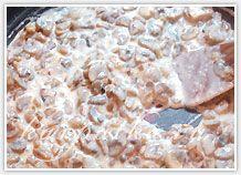грибной соус; mushroom sauce