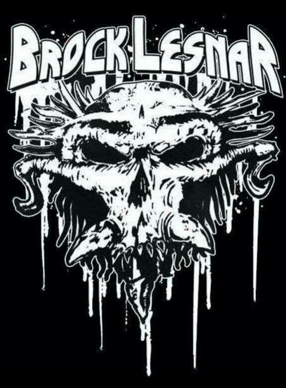Brock Lesnar Logo