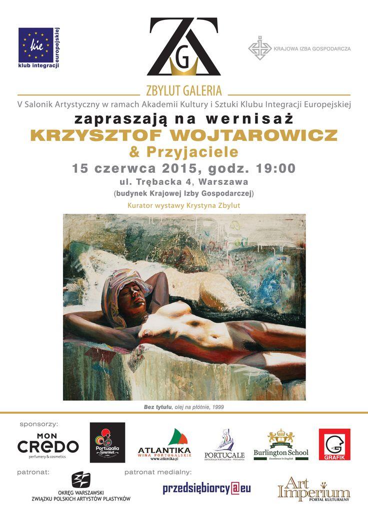 Krzysztof Wojtarowicz i przyjaciele - wystawa malarstwa