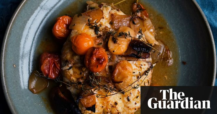 Classic surf and turf – each flavour boosts the power of the other. By Nigel Slater