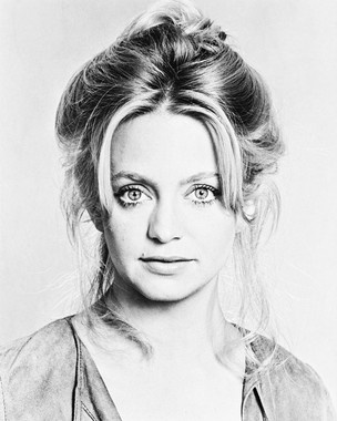 """Goldie hawn.  How cute and funny she was, she never realized how much, when she first started on the TV show """"Laugh In!"""""""