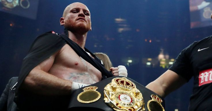 George Groves was never IBO super-middleweight champion and Chris Eubank Jr can reclaim title #Boxing #ChrisEubankJr #allthebelts #boxing