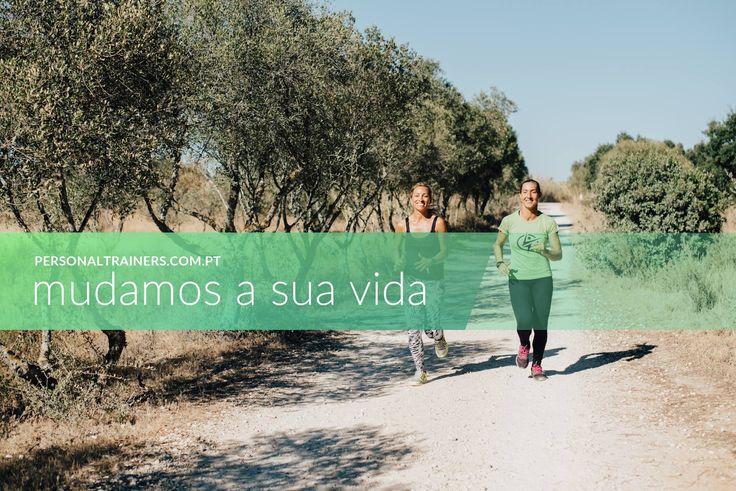 Quer vencer os seus desafios? Nós mudamos a sua vida  www.personaltrainers.com.pt