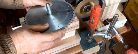 How to Make Your Own Saw Blade Sharpening Jig- Core77