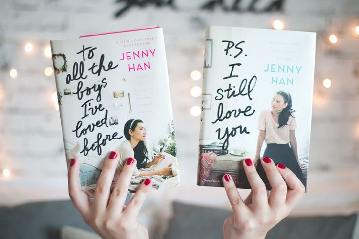 To all the boys I've loved before  http://melinasouza.com/2015/12/08/to-all-the-boys-ive-loved-before-jenny-han-presente-surpresa/  Melina Souza - Serendipity <3