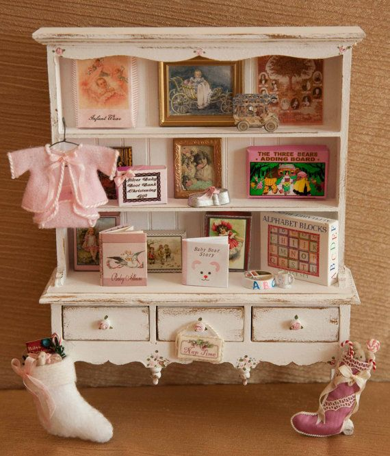 Best 25+ Vintage Dollhouse Ideas On Pinterest