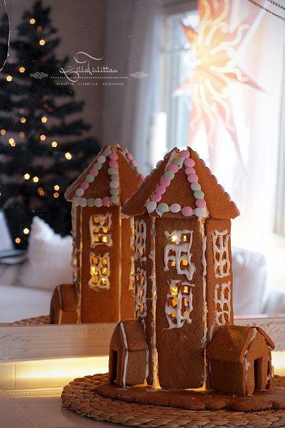 Christmas Deli - Gingerbread house