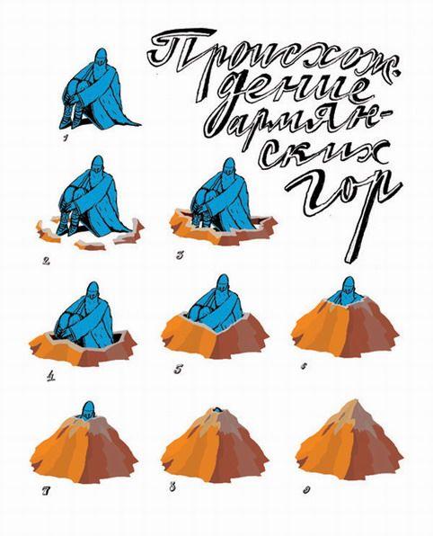 Wolphins.com / © Illustrator Alexander Vasin / Armenian Tales