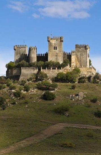 Castillo de Almodóvar del Río, Córdoba, España