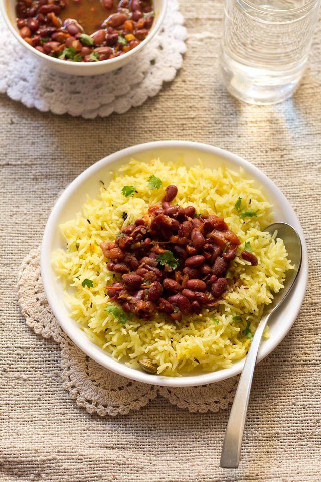 saffron rice recipe - easy to make aromatic kesar rice recipe.