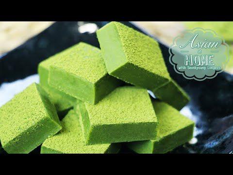 Green Tea Chocolate : How to Make Green Tea Chocolate 녹파 파베 초콜릿 만들기 - YouTube