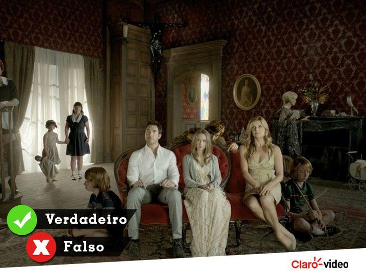 """A """"casa do assassinato"""", que aparece na série American Horror Story, é a mesma usada em  Buffy: A Caça-Vampiros?"""