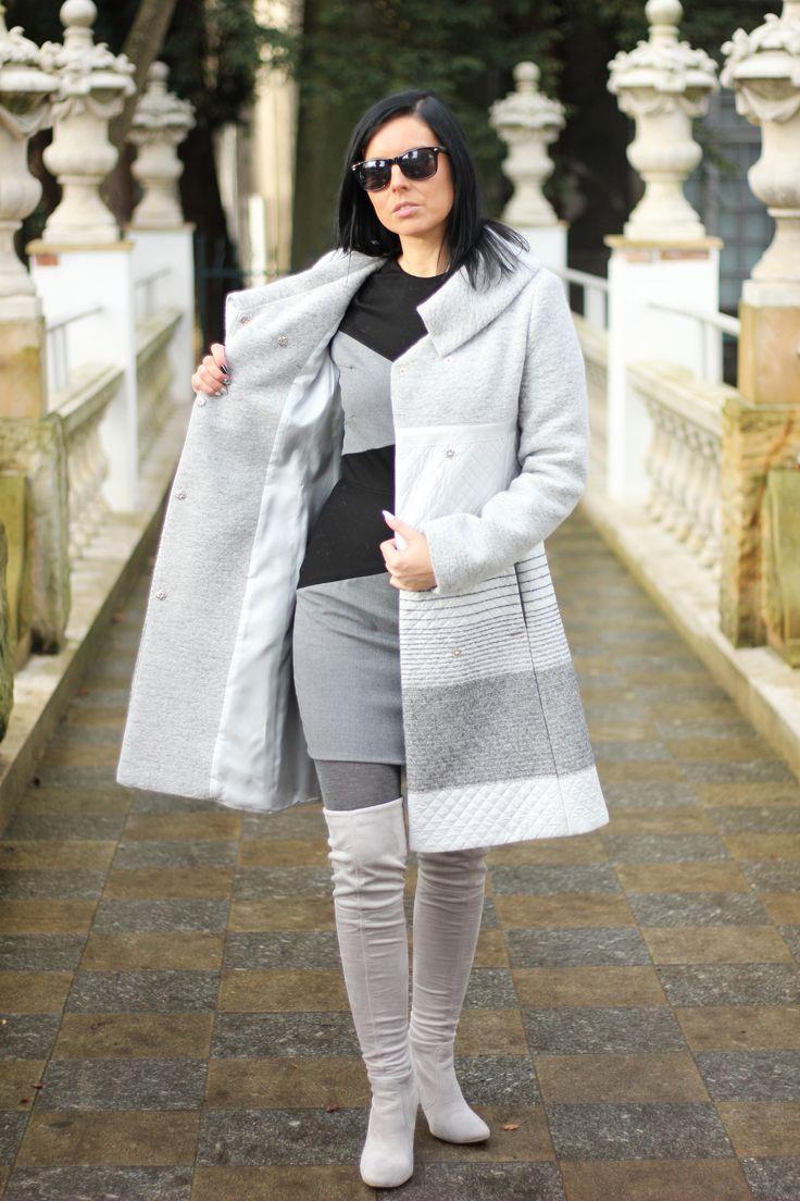 Płaszcz LINDA od LEDOR FASHION – kwintesencja kobiecości i dobrego stylu |