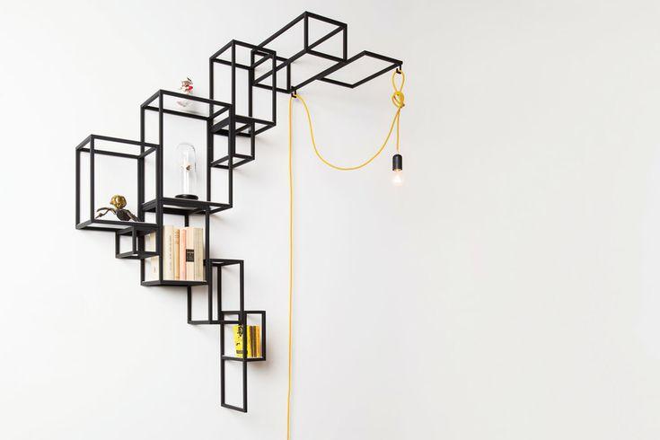 Jointed shelves - Filip Janssens