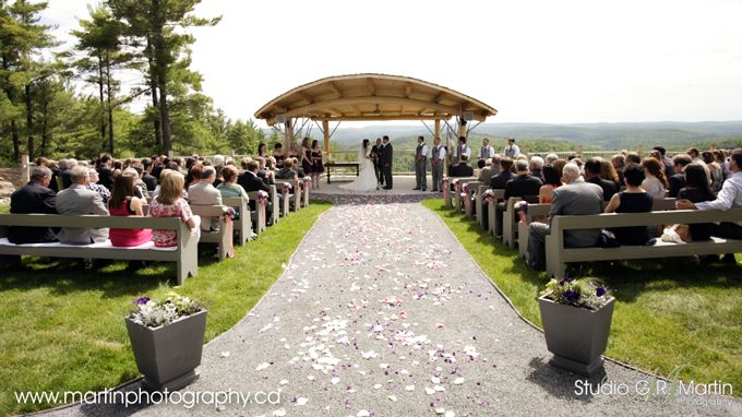Le Belvedere Wedding Venue