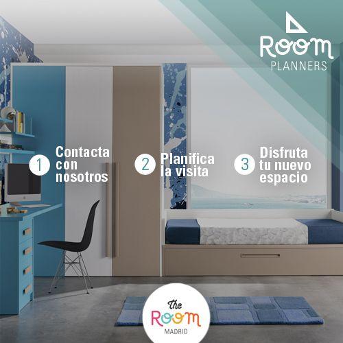 ¿Sabes lo que es un room planner? Es un diseñador de interiores, pero también un decorador y planificador de espacios. Descubre aquí cómo pueden transformar la habitación de tus hijos. http://www.theroommadrid.com/room-planners