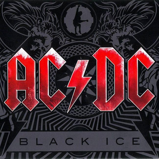 AC/DC - Black Ice on 2LP