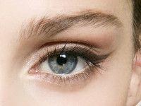 Große Augen schminken – so geht's