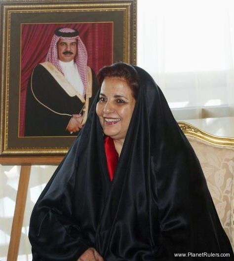 royalty, Her Majesty Shaikha Sabika bint Ibrahim Al Khalifa, Queen of Bahrain.
