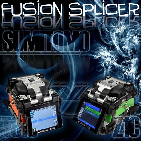 *Harga Menggunakan Dollar / $* Splicer SUMITOMO T-81C TYPE-81C direct core monitoring fusion splicer was developed on the basis of…