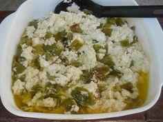 Lor Peynirli Biber Kızartması                        -  Zehra Şener #yemekmutfak