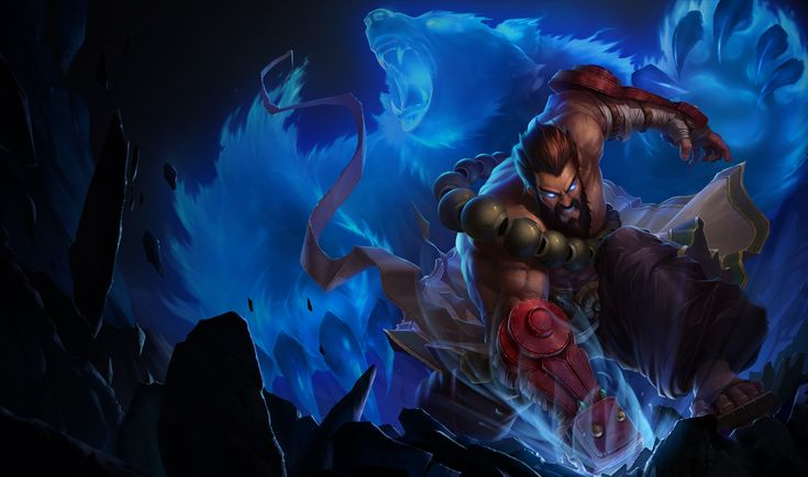 Udyr | League of Legends
