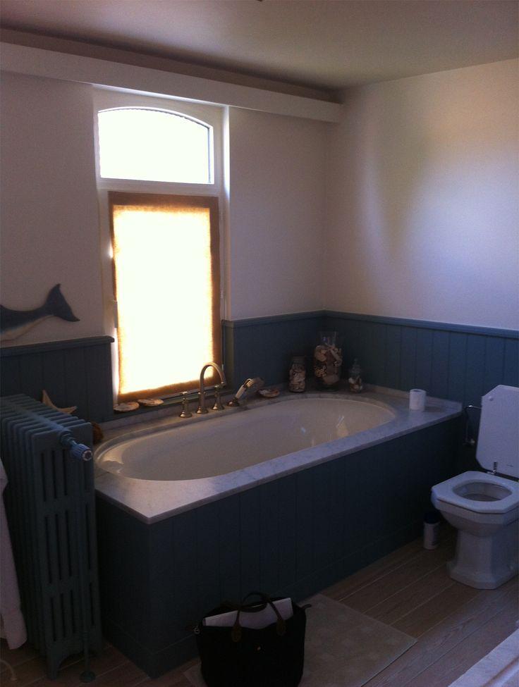 25+ beste ideeën over badkamer lambrisering op pinterest, Badkamer
